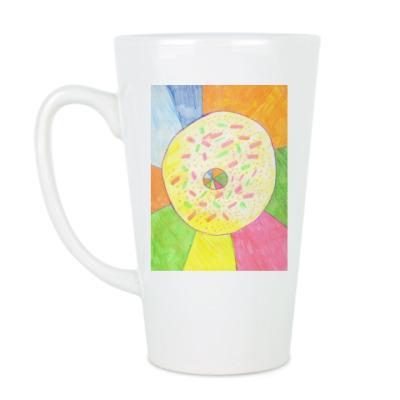 Чашка Латте Lolipop