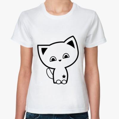 Классическая футболка Котена