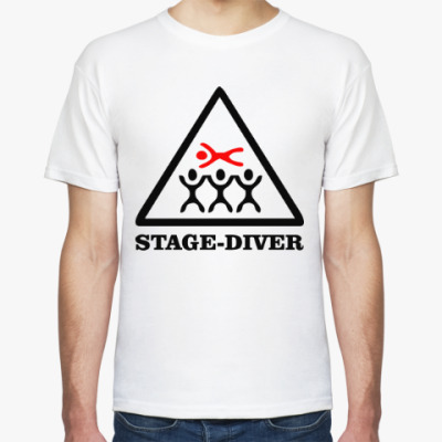 Stage diver