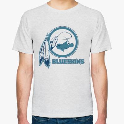 Футболка Smurf Blueskins
