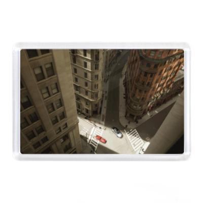 Магнит Нью-Йорк, перекресток