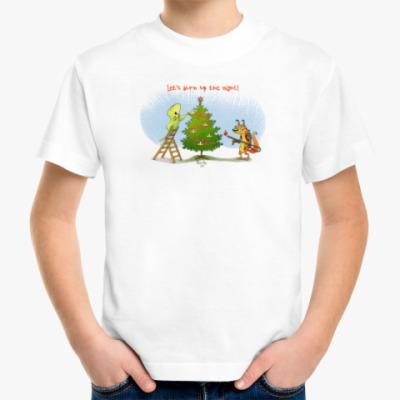 Детская футболка Nut & Cracker
