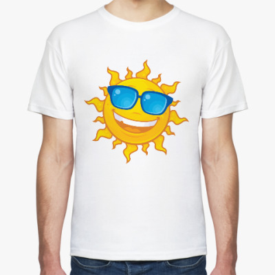 Футболка Солнце