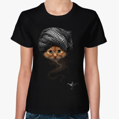 Женская футболка Я есть Джин