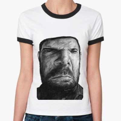 Женская футболка Ringer-T Кентяра