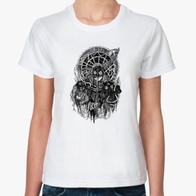 Классическая футболка Araneae