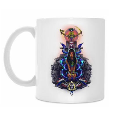 Кружка Легенды майя
