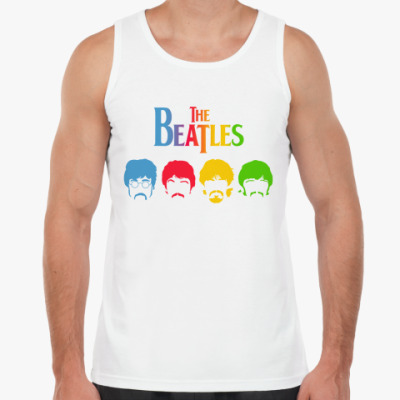 Майка Beatles