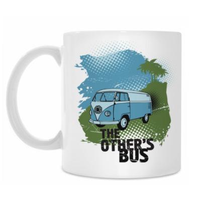 Кружка Автобус