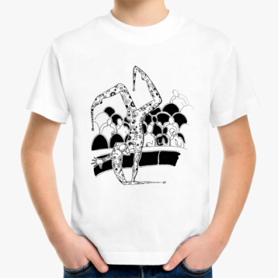 Детская футболка Клоун