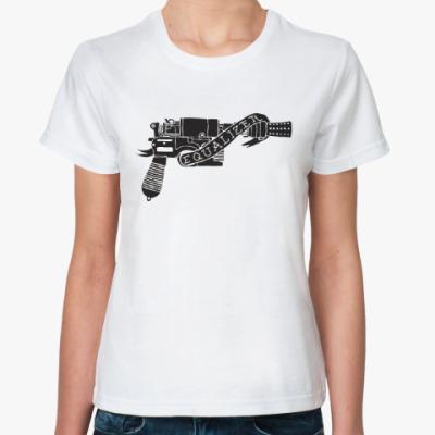 Классическая футболка Бластер  (Star Wars)