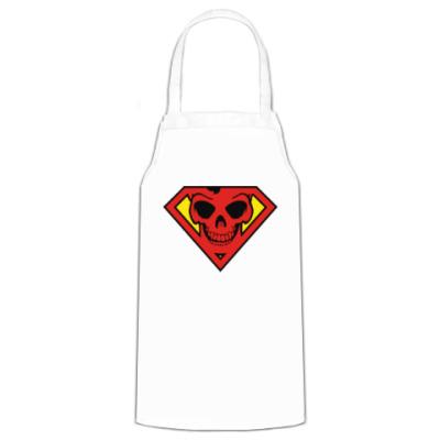 Фартук Skull Superman