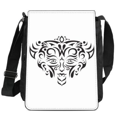 Сумка-планшет Этнический стиль