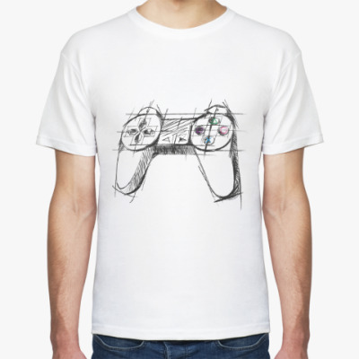 Футболка Gamer Controller