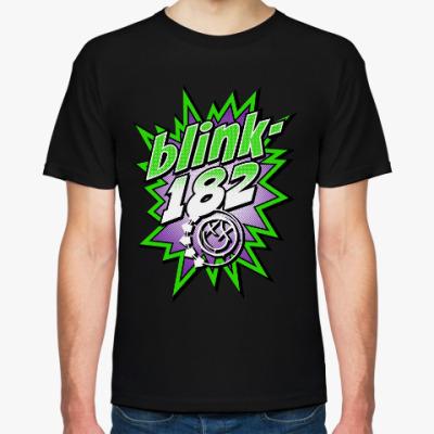 Футболка Blink-182