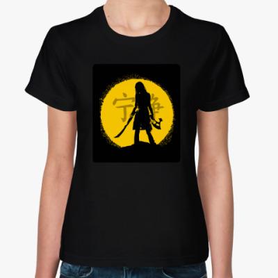Женская футболка Firefly River Tan
