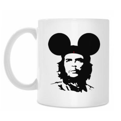 Кружка  Mickey Mouse Che Guevara