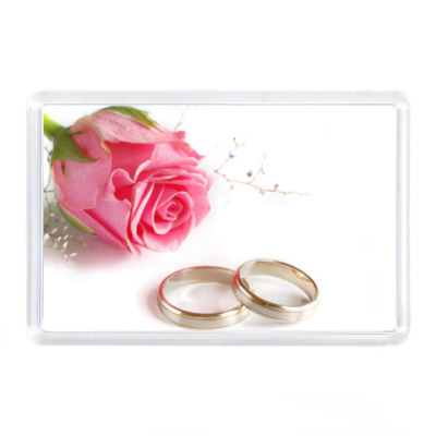 Магнит Свадьба