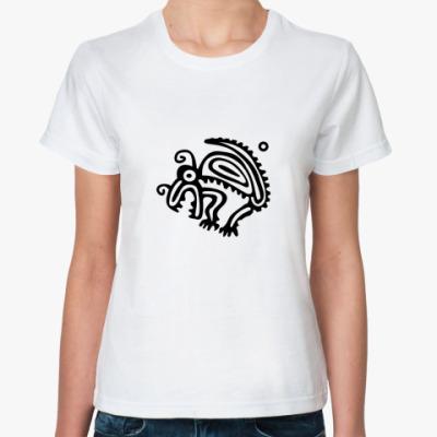 Классическая футболка Само зло