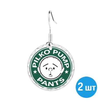 Серьги Pilko Pump