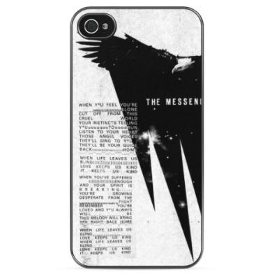 Чехол для iPhone MESSENGER