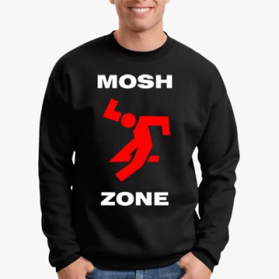 Свитшот mosh zone, мош