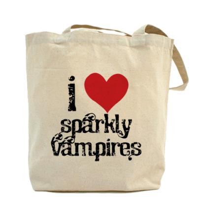 Sparkly vampires