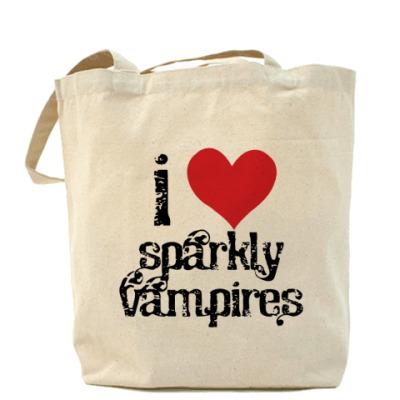 Сумка Sparkly vampires