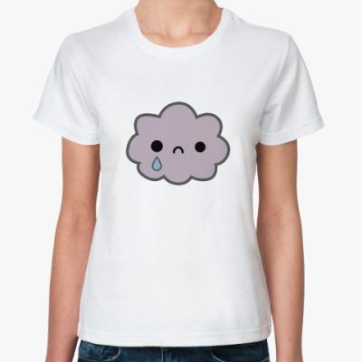 Классическая футболка ТУЧКА!