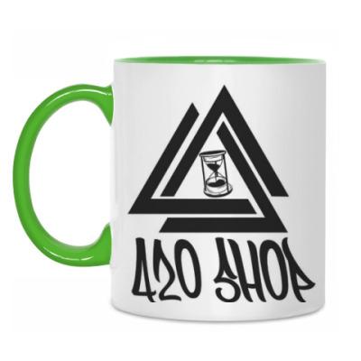 Кружка 420 Shop