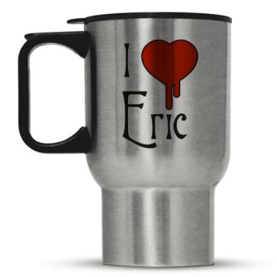 Кружка-термос 'I Love Eric'