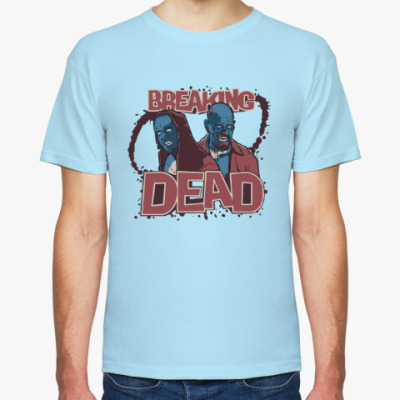 Футболка Breaking Bad - Walking Dead