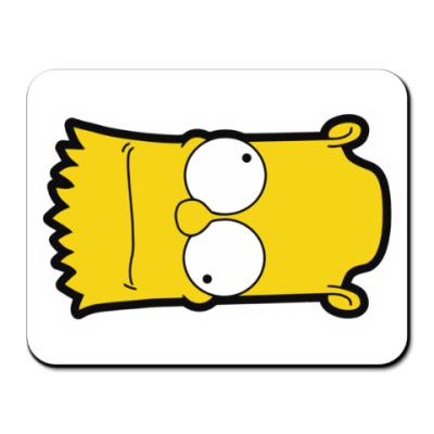 Коврик для мыши Crazy Bart