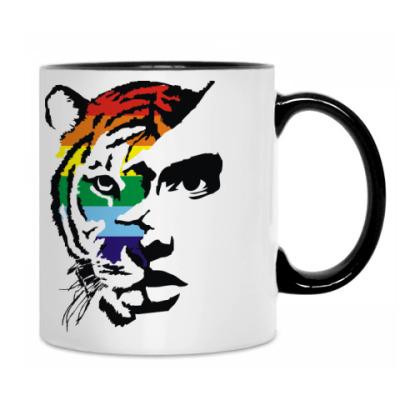 Тигр радуга