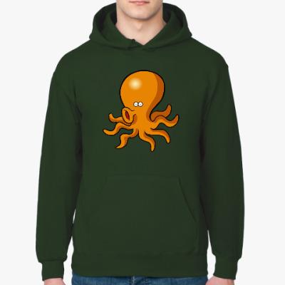 Толстовка худи осьминог LOL