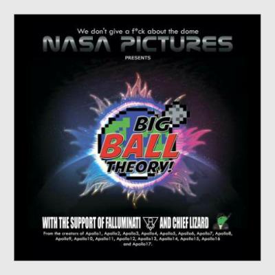 Постер BIG BAll Theory!