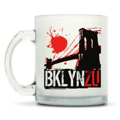 Кружка матовая Brooklyn Zu