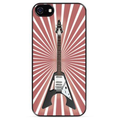 Чехол для iPhone Miyavi гитара