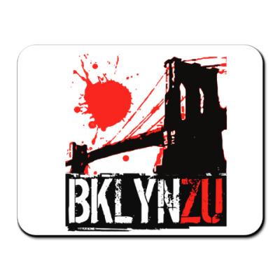 Коврик для мыши Brooklyn Zu