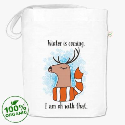 Сумка Зима приближается. И это здорово!