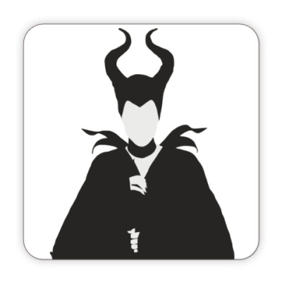 Костер (подставка под кружку) Maleficent