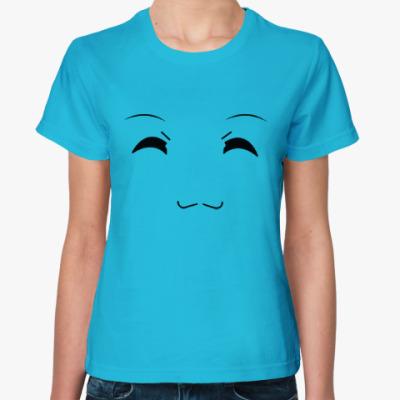 Женская футболка 'Emotions - Happy'