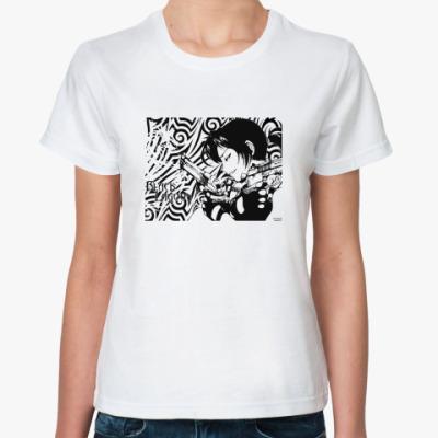 Классическая футболка Black Lagoon