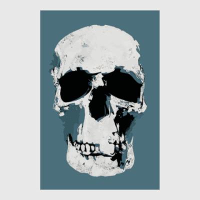 Постер Череп с Бейкер-стрит 221B