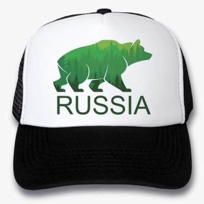 Кепка-тракер Россия, Russia