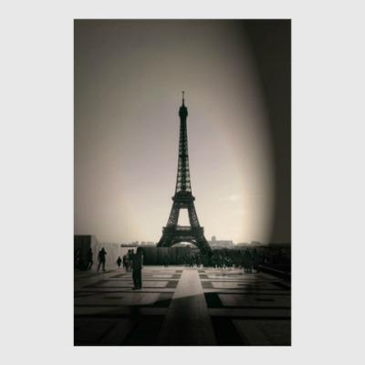 Постер Париж, я люблю тебя!