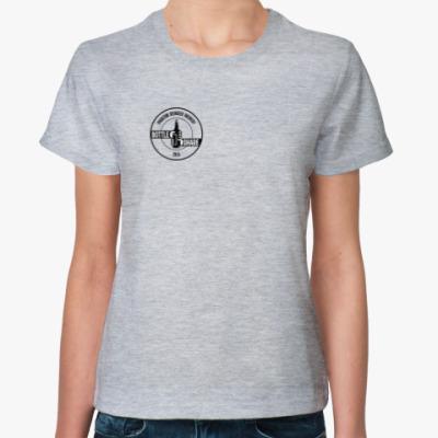 Женская футболка Bottle Share