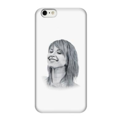 Чехол для iPhone 6/6s Hayley Williams