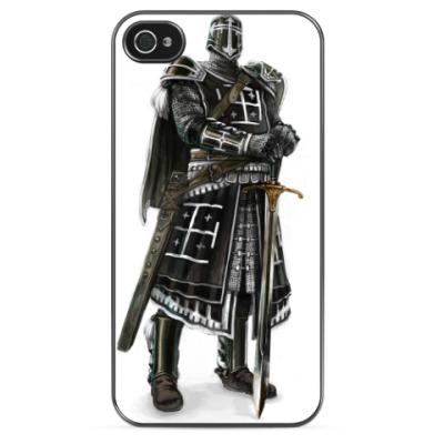 Чехол для iPhone Тамплиер