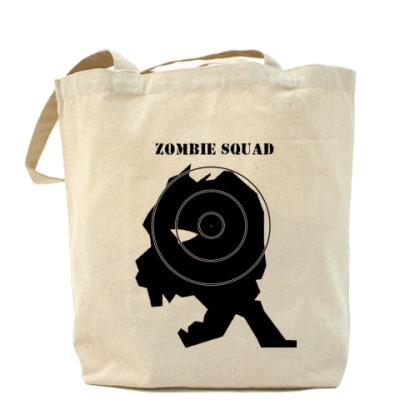 Сумка  zombie squad